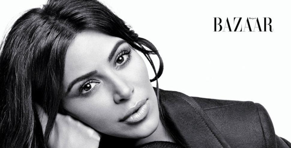 İkonlar: Kanye West ve Kim Kardashian'la yatakta....
