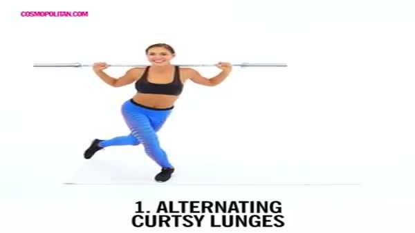 Popo kaldırmak için ağırlıkla yapabileceğiniz 5 yöntem