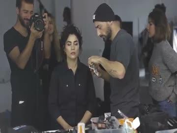 Ocak sayımızın konuğu: Zeynep Çamcı - Backstage