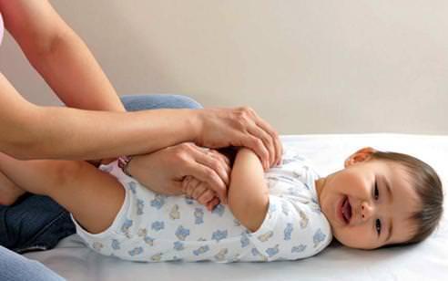Bebeklik dönemi egzersizleri