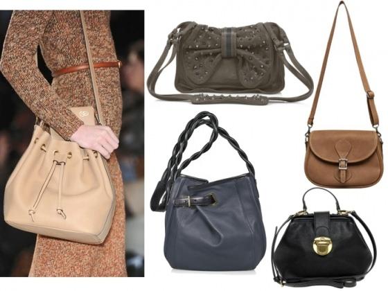 Топовые модели сумок для зимы 2010-2011.