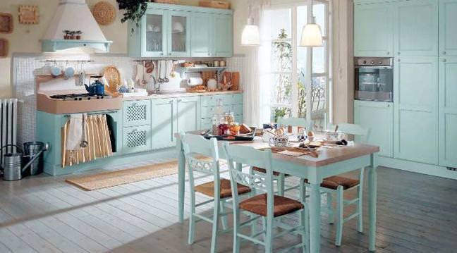 2011 Mutfak Dolapları ve Tezgahları