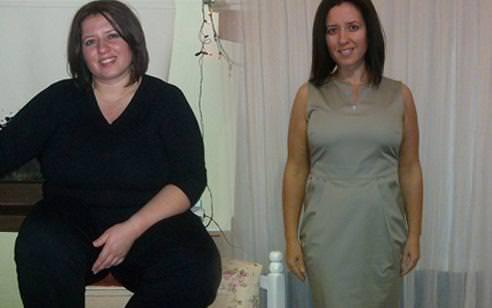 16 ayda 51 kilo veren �layda anlatt�