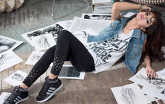 Selena Gomez & Adidas Neo Label Koleksiyonu