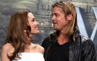Angelina Jolie ve Brad Pitt ayr�l�yor mu?