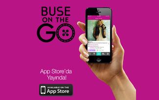 Buse Terim�in yeni mobil uygulamas�