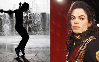 Michael Jackson, Optimum Outlet�te an�l�yor!