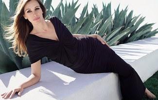 Julia Roberts: Haftan�n 5 g�n� spor yap�yorum
