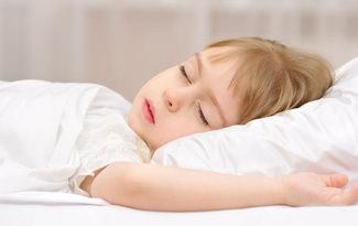 �ocu�unuz neden yata��nda uyumuyor?