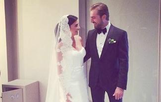 Engin Altan D�zyatan ve Nesli�ah Alko�lar evlendi