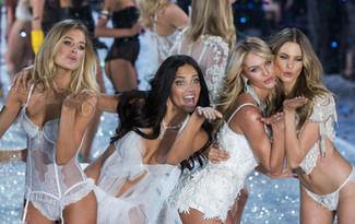 Victoria's Secret k�zlar�n�n spor s�rlar�