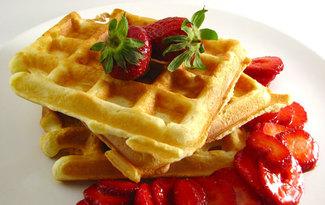 Fevziye'nin Ev Waffle'�