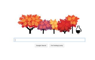 Bug�n g�nlerden ekinoks, Google!