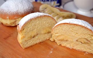 Porsiyon muzlu pasta