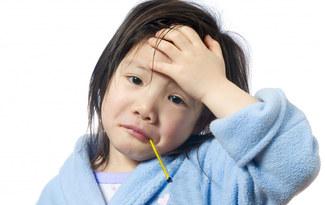 Alerjik �ocuklar daha kolay gribe yakalan�yor