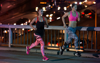 adidas'la maratona haz�r m�s�n?