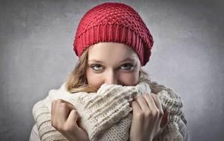 So�uk hava y�z felcine sebep olabilir