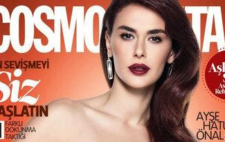 Kad�nlar�n en be�endi�i kad�n dergisi Cosmopolitan