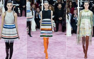 Dior'dan 'lateks' bahar
