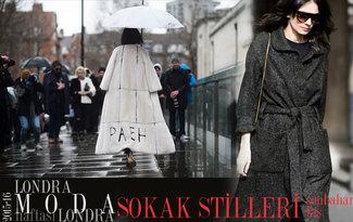 En iyi sokak stilleri, Londra Moda Haftas�