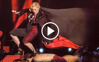 Madonna d��t�!