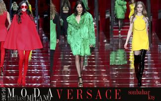 Versace 2015-16 Sonbahar/K��, Milano
