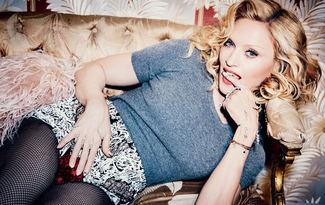 Madonna, May�s'ta Cosmopolitan kapa��nda!
