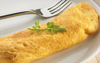M�kemmel omlet yapman�n s�rlar�...