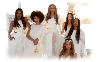 Beyonce annesinin d���n�nden foto�raflar� payla�t�