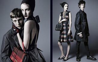 Prada Pre Fall 2015 reklam kampanyas�