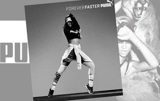 Rihanna Puma reklam�nda