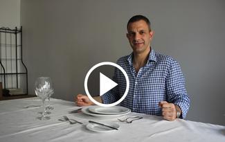 Yemekte kullan�m s�ras� nas�l olmal�?