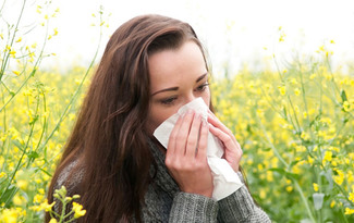 Bahar alerjisini hafife almay�n!