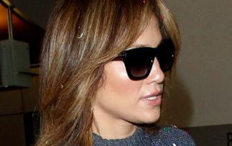Jennifer Lopez sa�lar�n� kestirdi