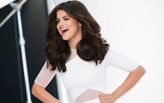 Selena Gomez Pantene'nin yeni y�z�