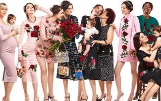 Dolce & Gabbana k�� 2015 kampanyas�