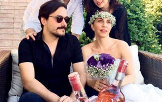 Sertap Erener evlendi!