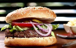Yeni g�zde: Gurme hamburgerler
