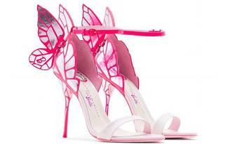 Sophia Webster'den Barbie ayakkab�lar� koleksiyonu