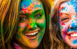 Renkli ve e�lenceli bir festivale haz�r m�s�n�z?