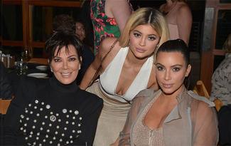 Kardashian ve Jenner karde�lerden telefon oyunu