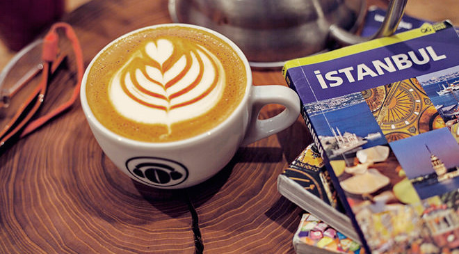 İSTANBUL COFFEE FESTİVALİ