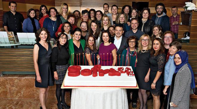 SOFRA DERGİSİ 20 YAŞINDA!