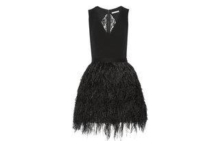G�z al�c� 20 siyah elbise modeli