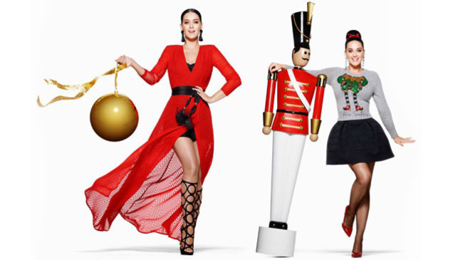KATY PERRY'NİN H&M REKLAM FİLMİ