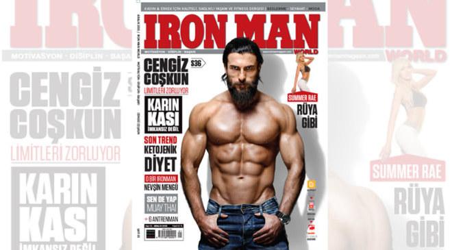IRON MAN WORLD TÜRKİYE'DE