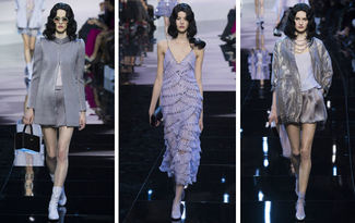 Armani Prive 2016 �lkbahar/Yaz Couture, Paris