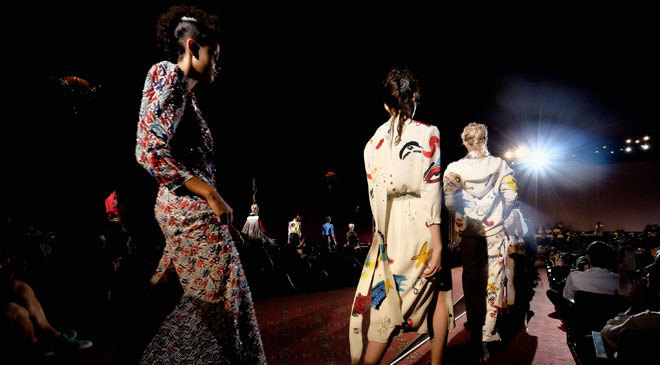 2016 NEW YORK MODA HAFTASI DEFİLE PROGRAMI