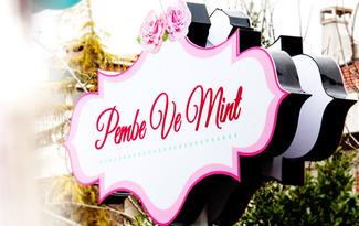 D��lerinizdeki partilerin adresi: Pembe ve Mint