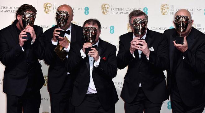 2016 BAFTA ÖDÜLLERİ KAZANANLAR